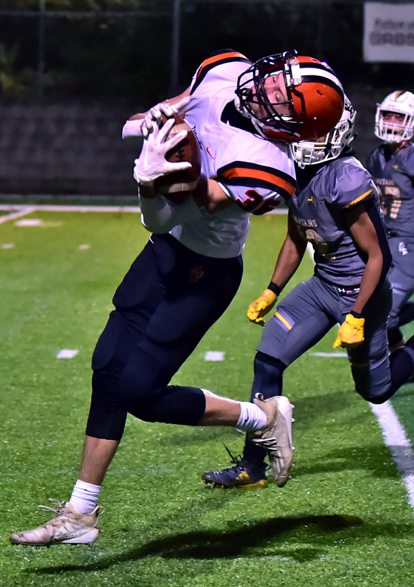 "Versailles Falls To Roger Bacon – ""One Play Short!"""
