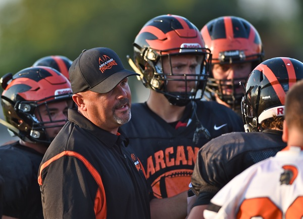 Ten years after leaving Arcanum, Jason Schonelmyer is back to make the Trojans perennial winners again.