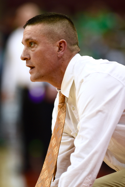 Reese watched his Tigers come within a buzzer-beater shot of advancing to Saturday's championship finale.
