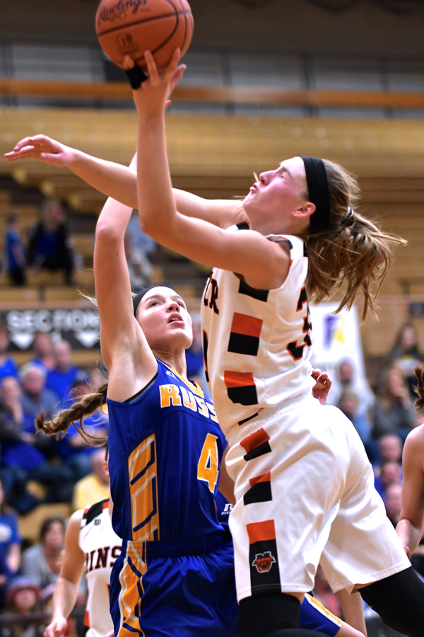 A Black And Orange Final: Jackson Center and Minster Move On In D-IV