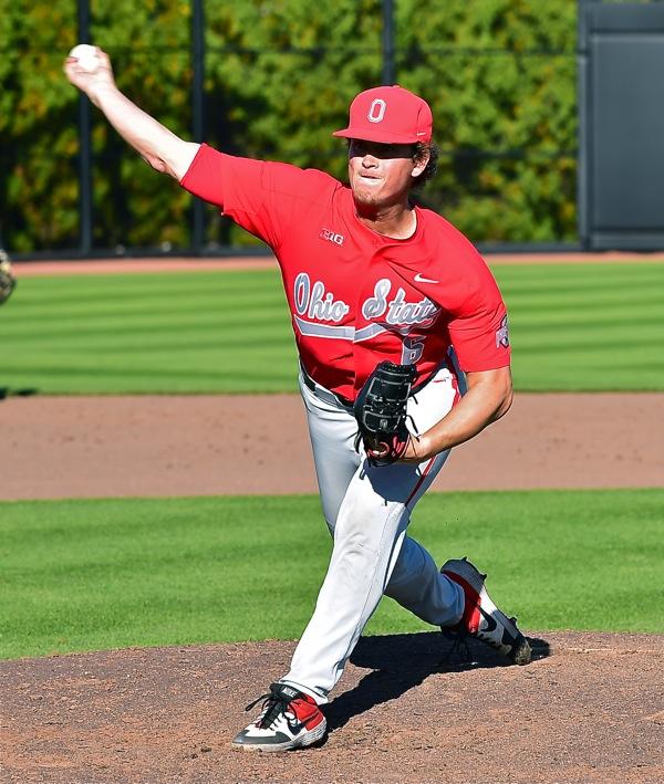 Buckeyes Baseball: Gray Takes Series With 8-5 Win