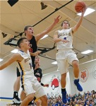 Russia-Fort Loramie Gets Physical: Raiders Hand The Redskins Their First Loss