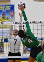 Youth Is Served…Russia Sweeps Anna…