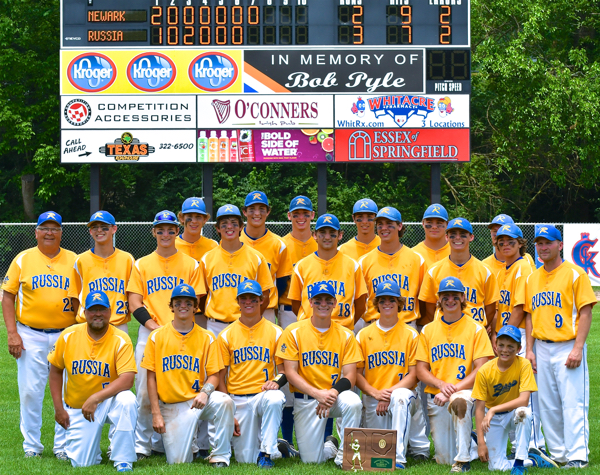 2017 Regional Champs - Russia knocks off Newark from their