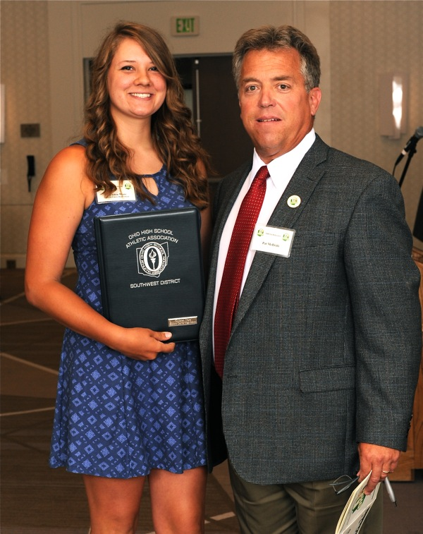 One Final Piece Of Business:  SWDAB Honors Standout Scholar Athletes