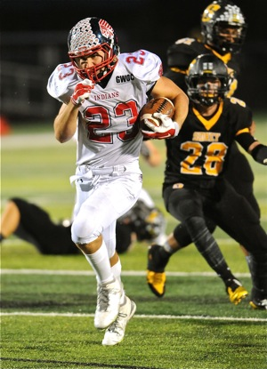 Piqua's running game with Ben Schmiesing will make them competitive against nearly anyone on their schedule.