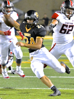 Thursday Night Heights: Sidney Holds On For First Win