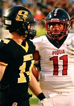 Special delivery: Punts play key role in Piqua's rivalry win at Sidney