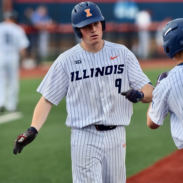 Illini's Spillane Sets The Pace….