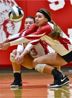 When #1 Meets #2:  Errors Costly As St. Henry Tops New Bremen