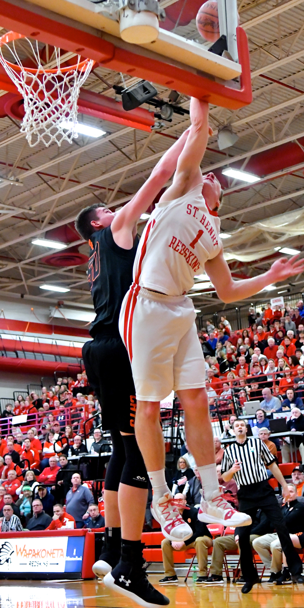 How 2 For 21 Can Get You Beat…St. Henry Drops Minster
