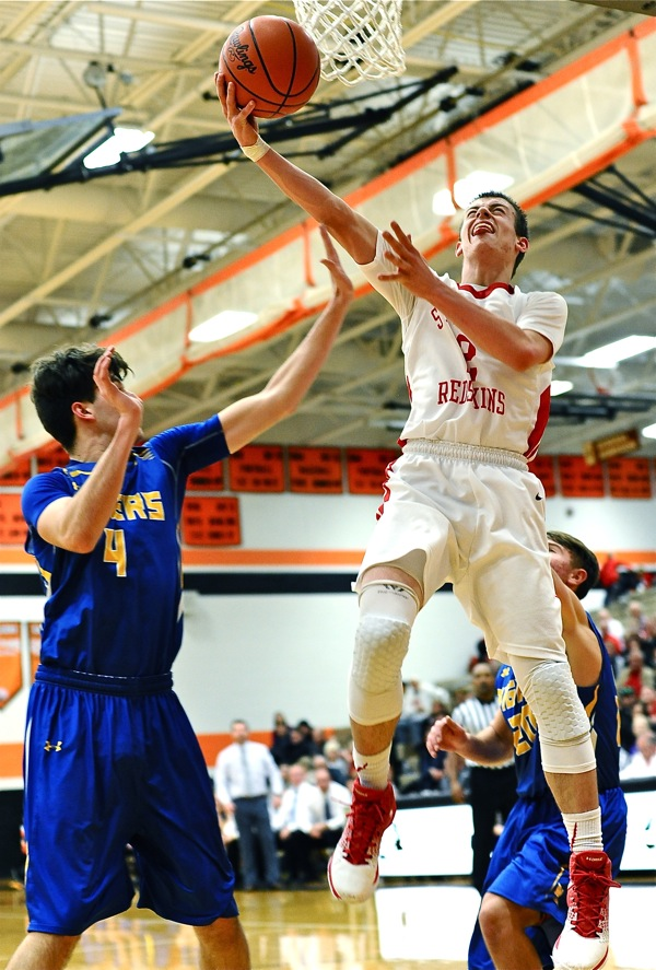 St. Henry Opens Tourney Well, But With Work To Do….