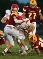 St. Henry Returns To Form In Shutout Fashion…Over New Bremen