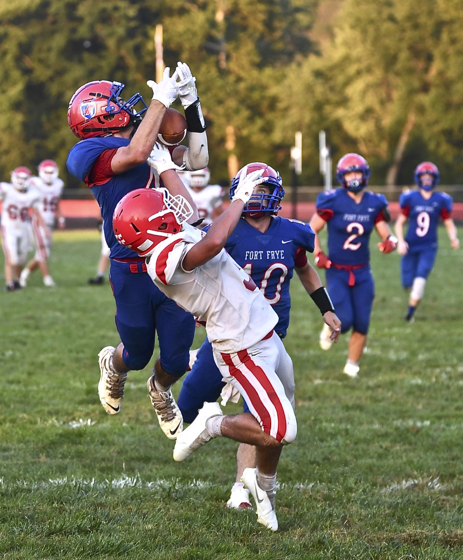 """""""Too Much Went Wrong""""… St. Henry Falls To Fort Frye"""