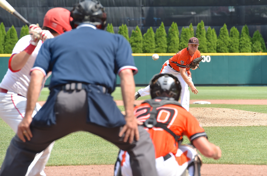 McCoy From The State Tournament: Coldwater Pours Hot Water On Minford