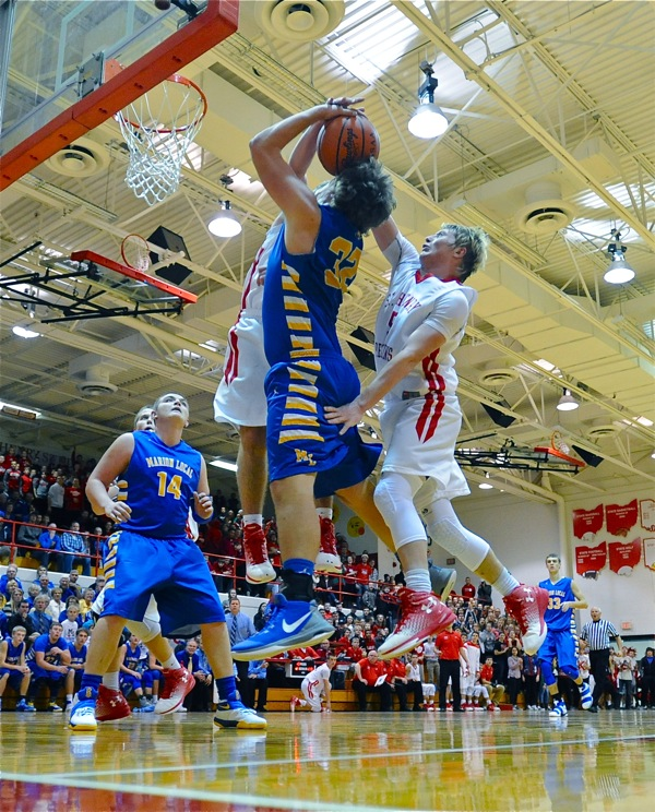 Coal In The 'Skins' Stocking:  A Marion Surprise On Opening Night!