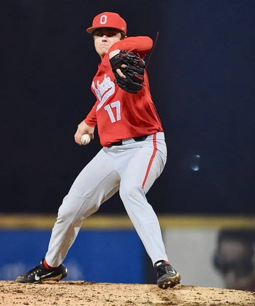 Pitching Dominant In Buckeyes' Opener In Carolina…