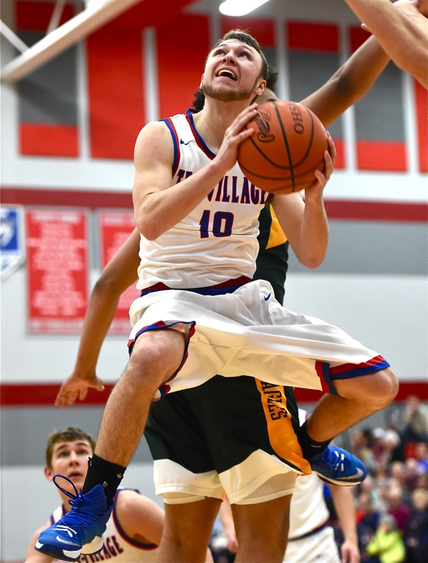 Jonny Come Lately…Tri-Village Crushes Troy Christian In Sect. Final