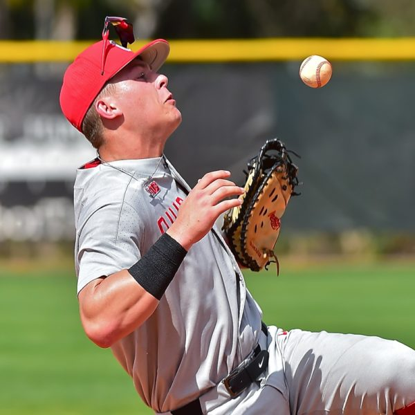 How The World Shifted OSU Baseball, And Conner Pohl