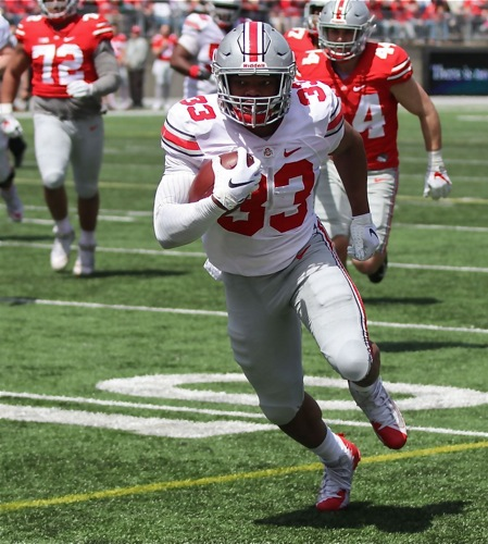 Ohio State Football: Teague's Injury Thins Out Backfield Even More