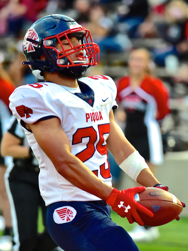 Coleman's Running, Stout Defense Power Piqua