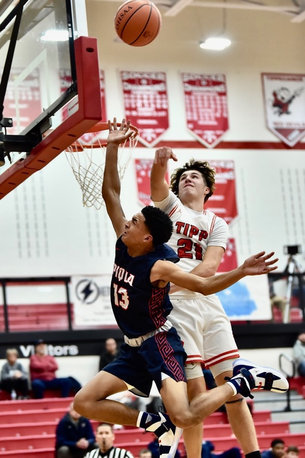 Tipp Tops Piqua…Indians Struggle To Third Loss