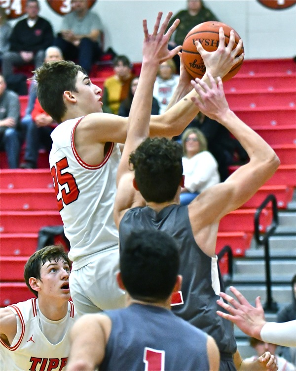 Tipp Drops Heart-Breaker To Stebbins In Double OT