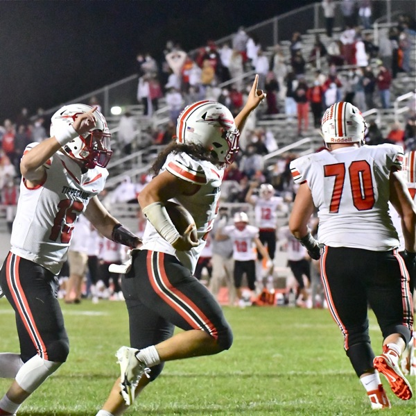For Old Times' Sake…Tipp Upends Troy In Burgbacher Homecoming