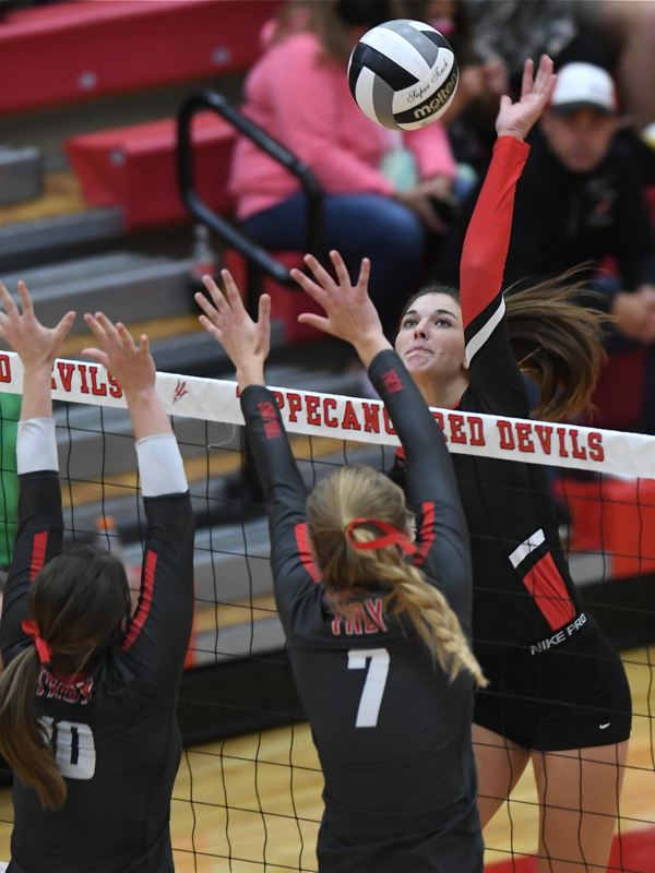 Tipp Takes Outright MVL Title…Sweeps Troy
