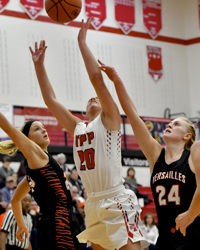 Slump Buster … Tipp Ends Offensive Woes Vs. Versailles