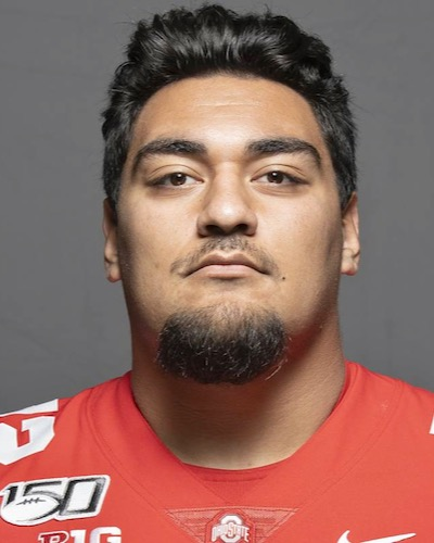 "Ohio State Football: Tommy Togiai Quiet ""Foundation"" Of Defensive Line"