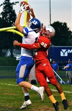 Trojans Fall From Ranks Of The Unbeaten…To Miamisburg