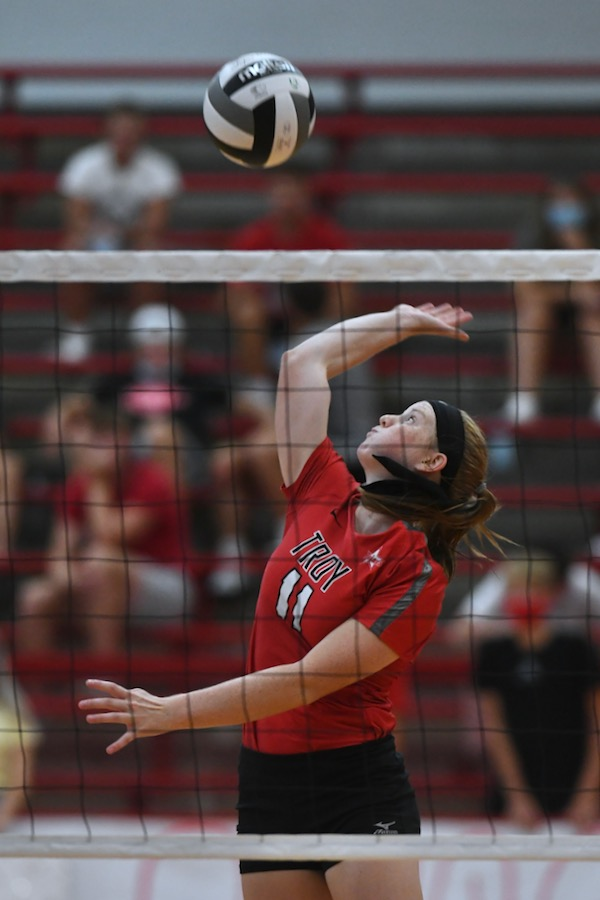 Your Average 5-0, For Now…Troy Sweeps Butler