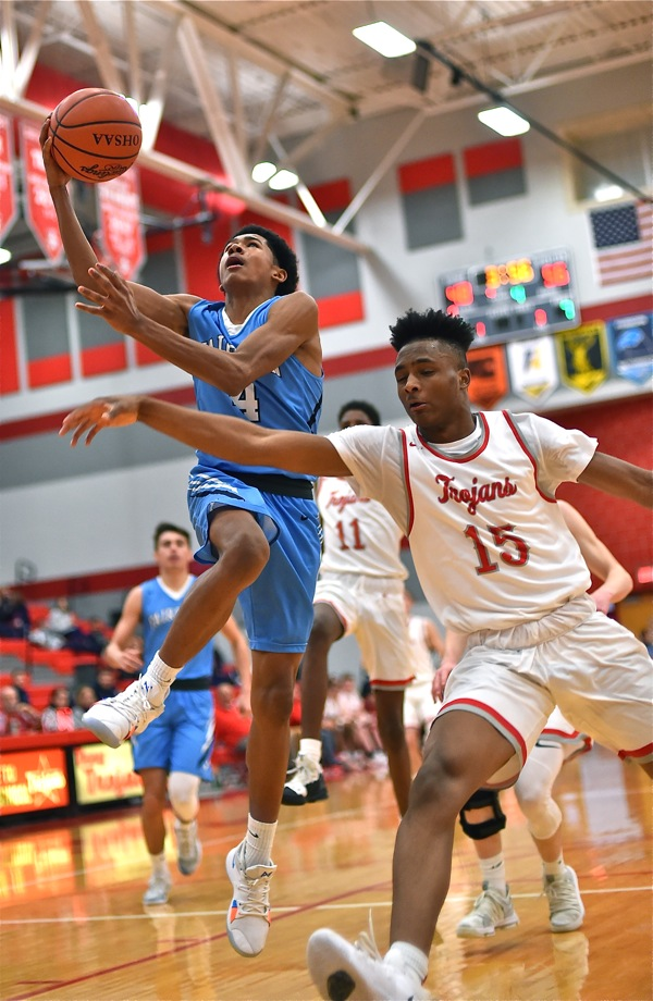 Troy Flips Course…Suffers Bad Second Half Loss To Fairborn