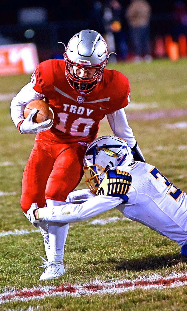 Trojans Fall To Olentangy…Tradition To Be Continued