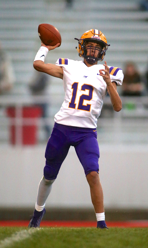 Trojan's Air Game Upends Aviators…Troy Goes 2-0