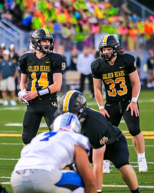 Golden Bears Show They're More Than Just Gresock