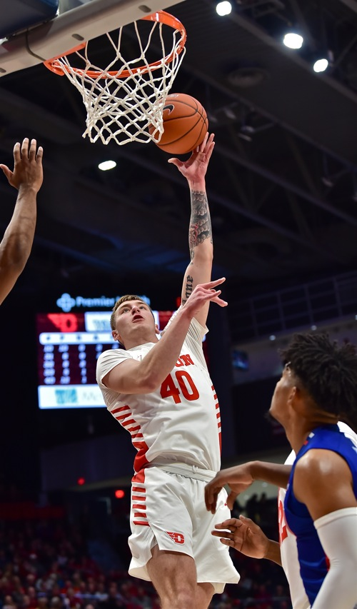 UD, The Conquering Heroes, Dunks Houston Baptist