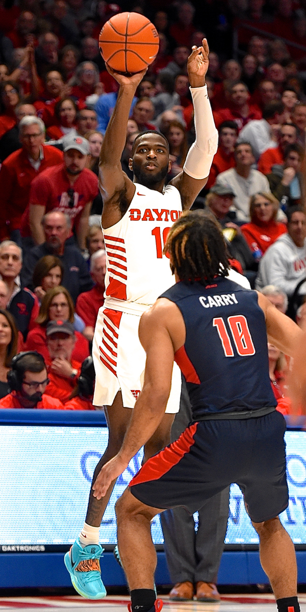 McCoy: UD Flyers Getting 'Short Respect' In Atlantic 10