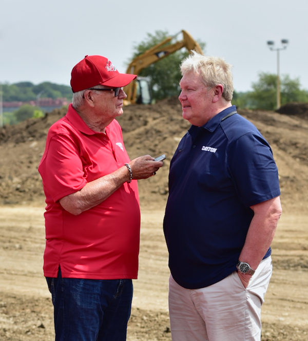McCoy: UD Hopes Football Flyers Match New Practice Facilities