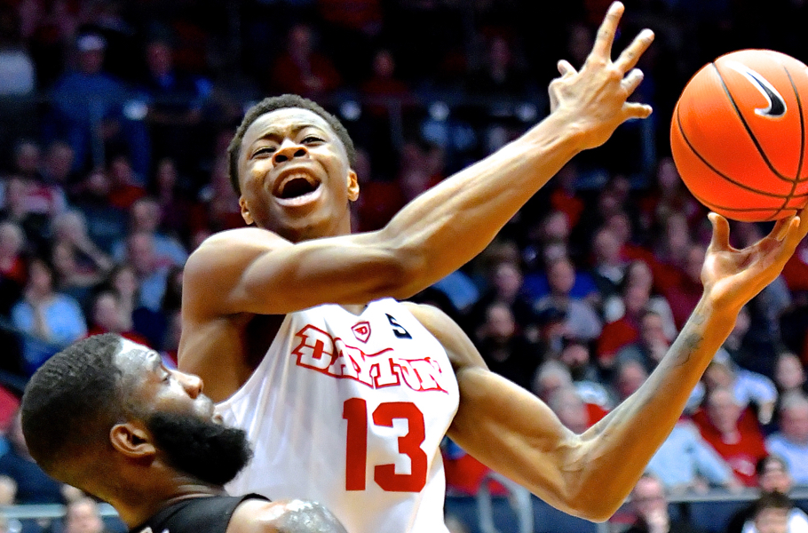 Hal McCoy: Is 'The Greek Freak II' Coming Of Age For UD's Flyers?