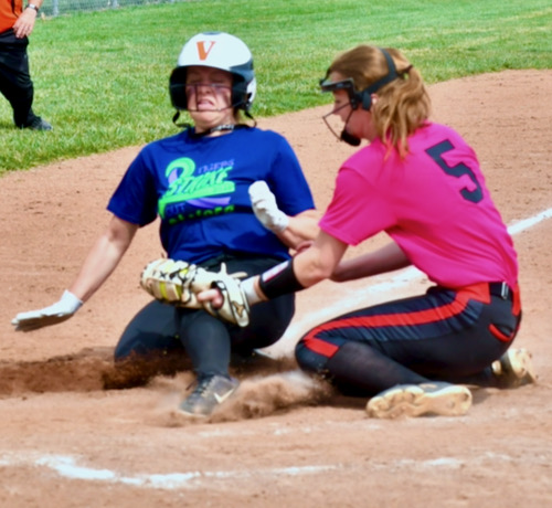 Offensive Outburst Lifts Versailles In Split With Loramie
