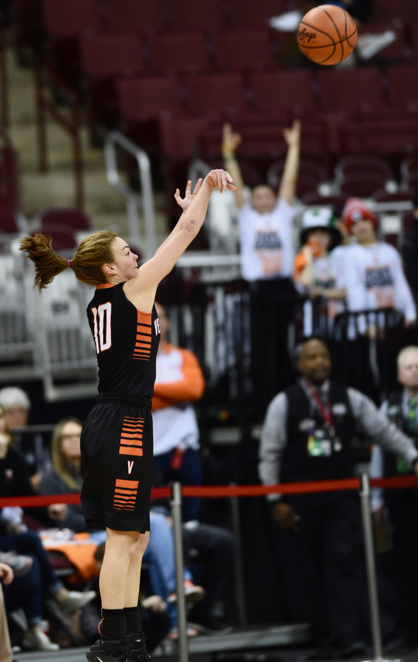 From The State Tourney:  Tigers Put On A Clinic In Win Over Eastern Brown