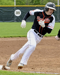 Tigers Rally To Top Milton's Ace…