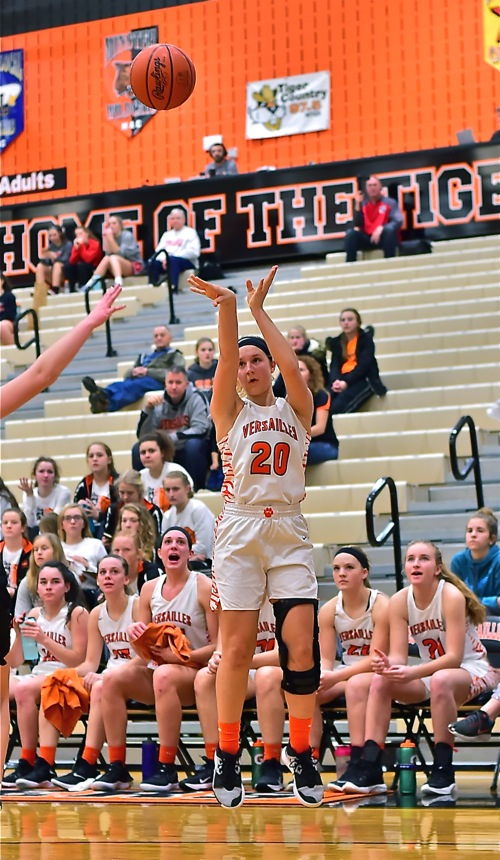 Once They Got Going…Tigers' Strong 2nd Half Beats Tipp