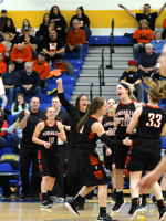Tiger Ball Returns To The State Tournament…Versailles Takes Out Waynesville