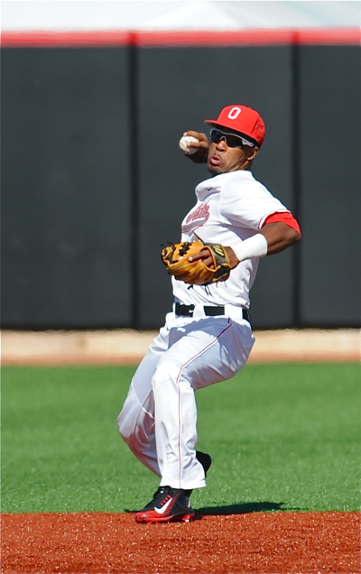 Last year's catcher, Jalen Washington, moves to his natural position at shortstop in 2017.