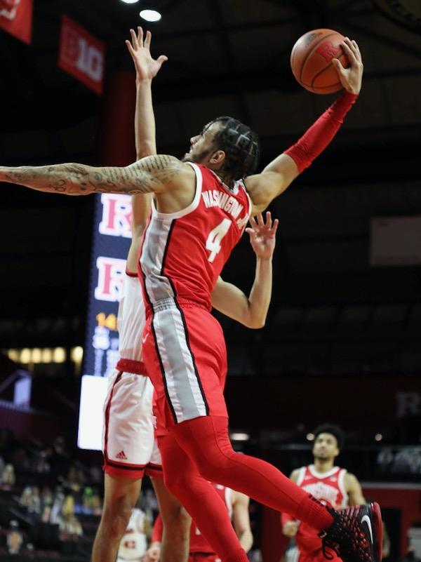 Bucks' Balance Overcomes Injury Woes, No. 15 Rutgers