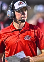 Our 2018 Coach Of The Year In Area Football…Spencer Wells