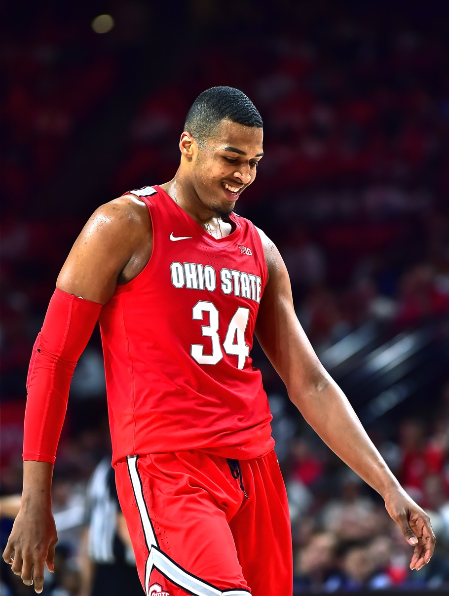 Ohio State Follows Wesson's Lead To Defeat Michigan